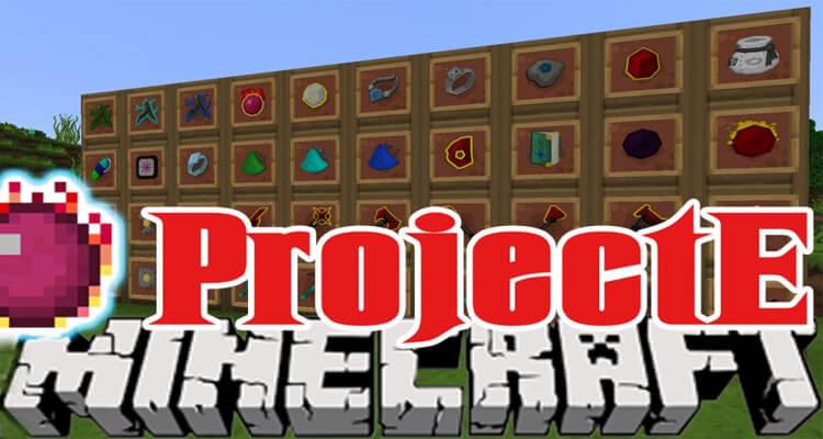 ProjectE Mod