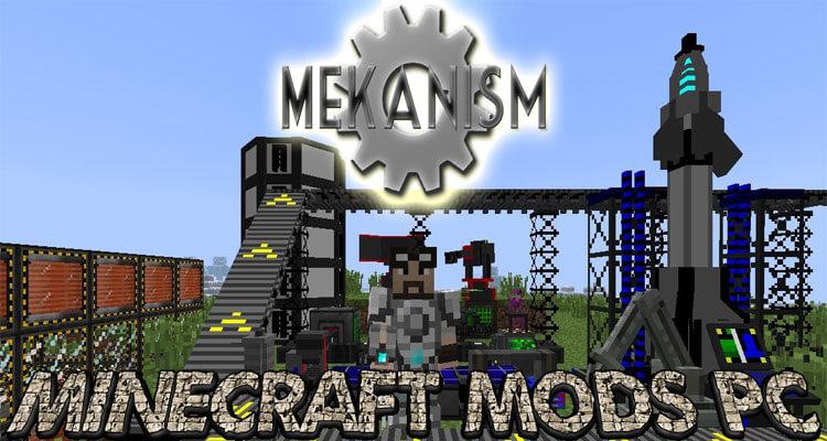 Mekanism Tools mod