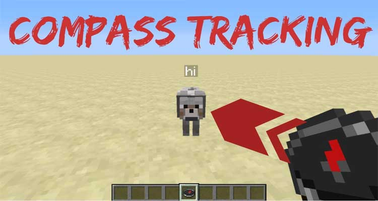 Player Tracking Compass