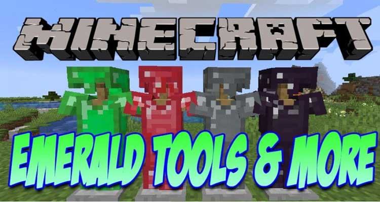 Easy Emerald Tools & More [FABRIC]