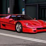 1995 Ferrari F50 [Add-On | Extras | Template] 1.4