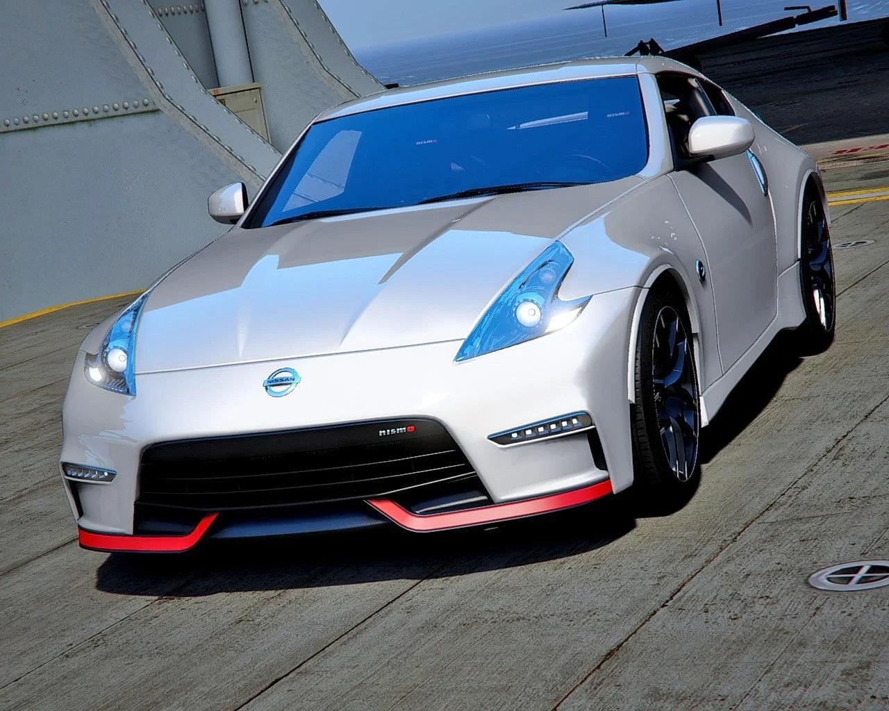 2016 Nissan 370Z Nismo [Add-On   LODs] 1.0