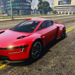 2016 Volkswagen XL Sport Concept [Add-On / Replace   LODs] 1.0