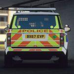 2017 Metropolitan Police SEG Ranger Rover Vogue [Replace   ELS] 1.0