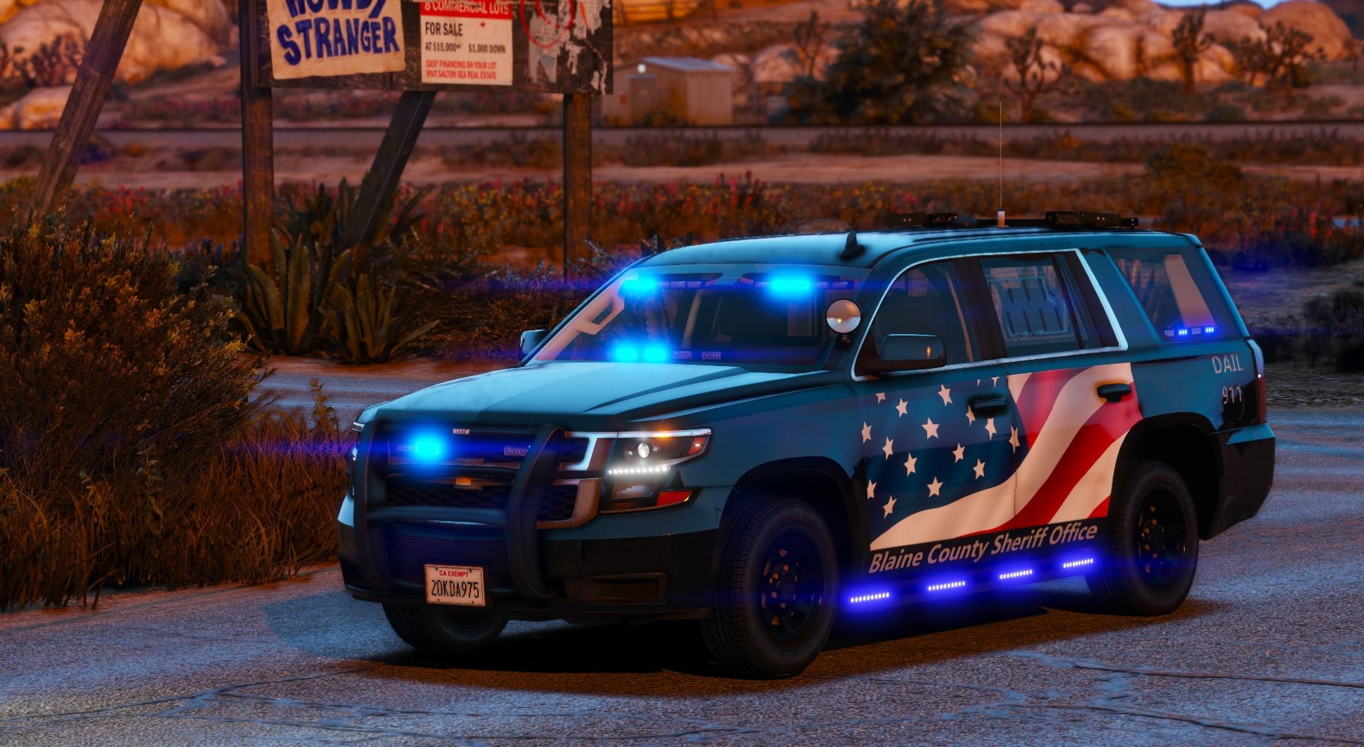 2019-2020 Chevrolet Tahoe [ELS] 2