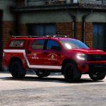 2019 Toyota Tundra Fire Dept 1.0