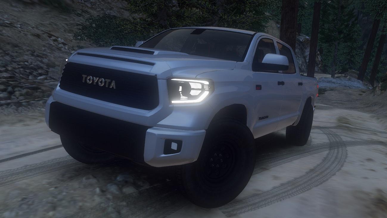 2019 Toyota Tundra TRD Pro [Add-On / FiveM] 1.1