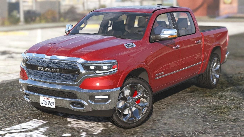 2020 Dodge RAM 1500 Limited [Add-On] 1.0