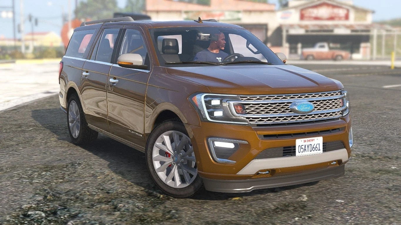 2020 Ford Expedition MAX [Add-On] 1.0