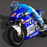2020 Suzuki GSX-RR MotoGP [Addons]