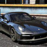 2021 Porsche 911 Turbo S [Add-On | LODs | Template] 1.0