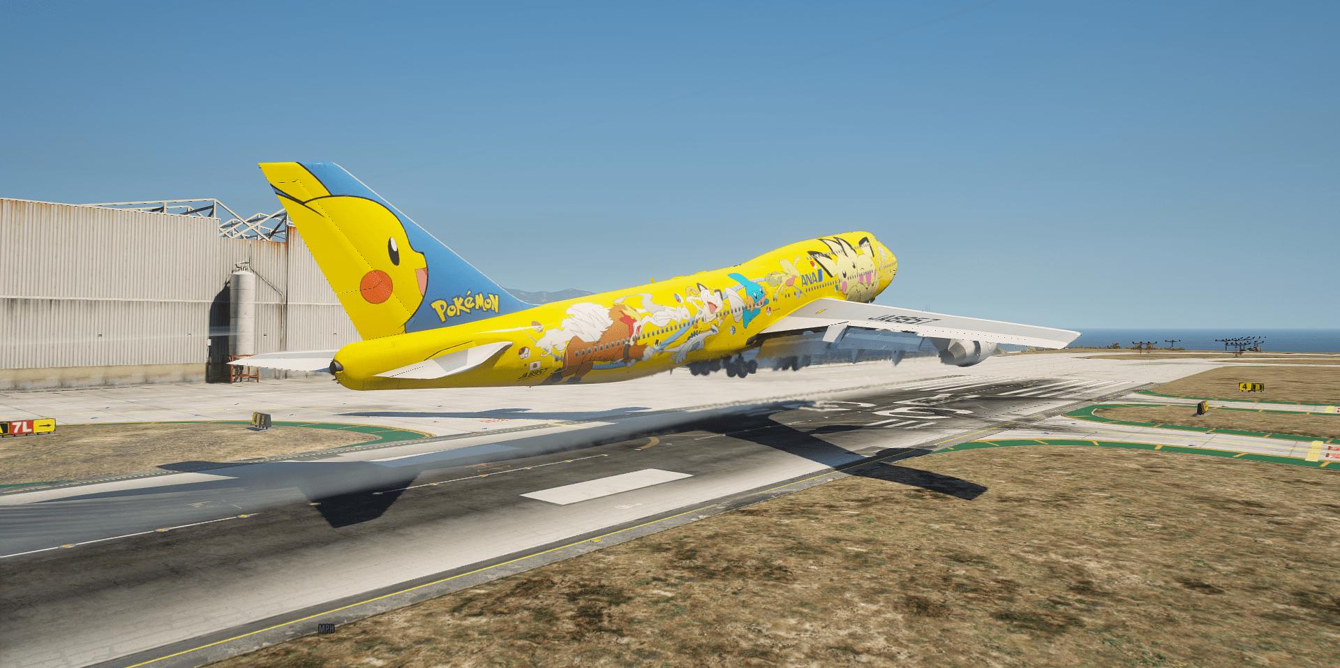 Aircraft Handling Pack 1.0
