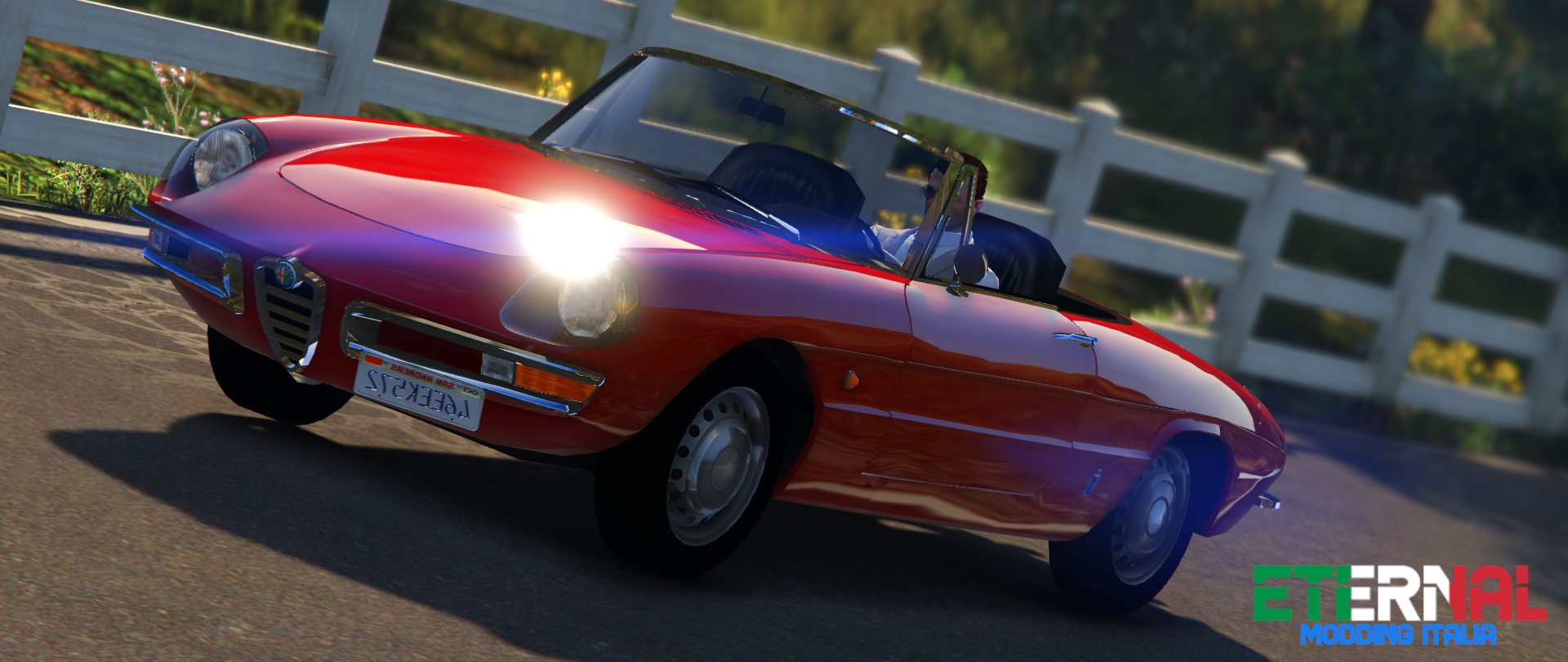 Alfa Romeo Duetto 1966 [Add-On / Replace] 3.0