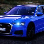 Audi A6 55 TFSI [Add-On / FiveM] 1.2