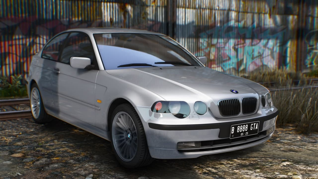 BMW 325ti Compact [Add-On /Unlocked] semi final