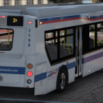 Brampton Transit based New Flyer Xcelsior Pack [Add-On / Replace] 1.0