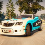 Chrysler Crossfire SRT-6 2005 [Add-On   Lods   Tuning   Template] 1.0