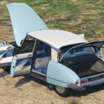 CITROËN DS 23 [Add-On / Replace | LODS] 1.0