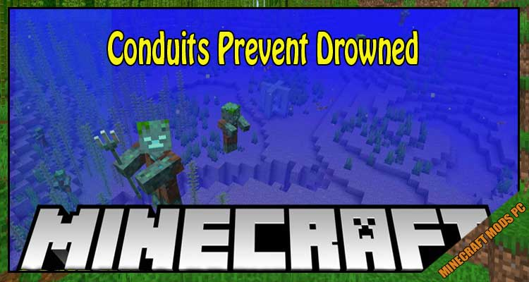 Conduits Prevent Drowned