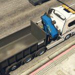 Construction truck - Scania S730 [ELS   Replace / FiveM] 1.0