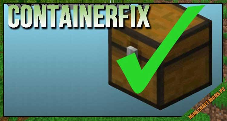ContainerFix