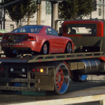 Cooler Flat Bed Tow Truck [Replace / FiveM] 1.0