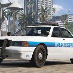 Del Perro Police Pack (Retro Edition) [Add-on] 1.0