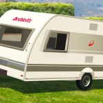 Dethleffs Caravan Trailer 1.0