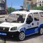 Doblo Multi Jet 2008 Turkish police [ELS] 1.0