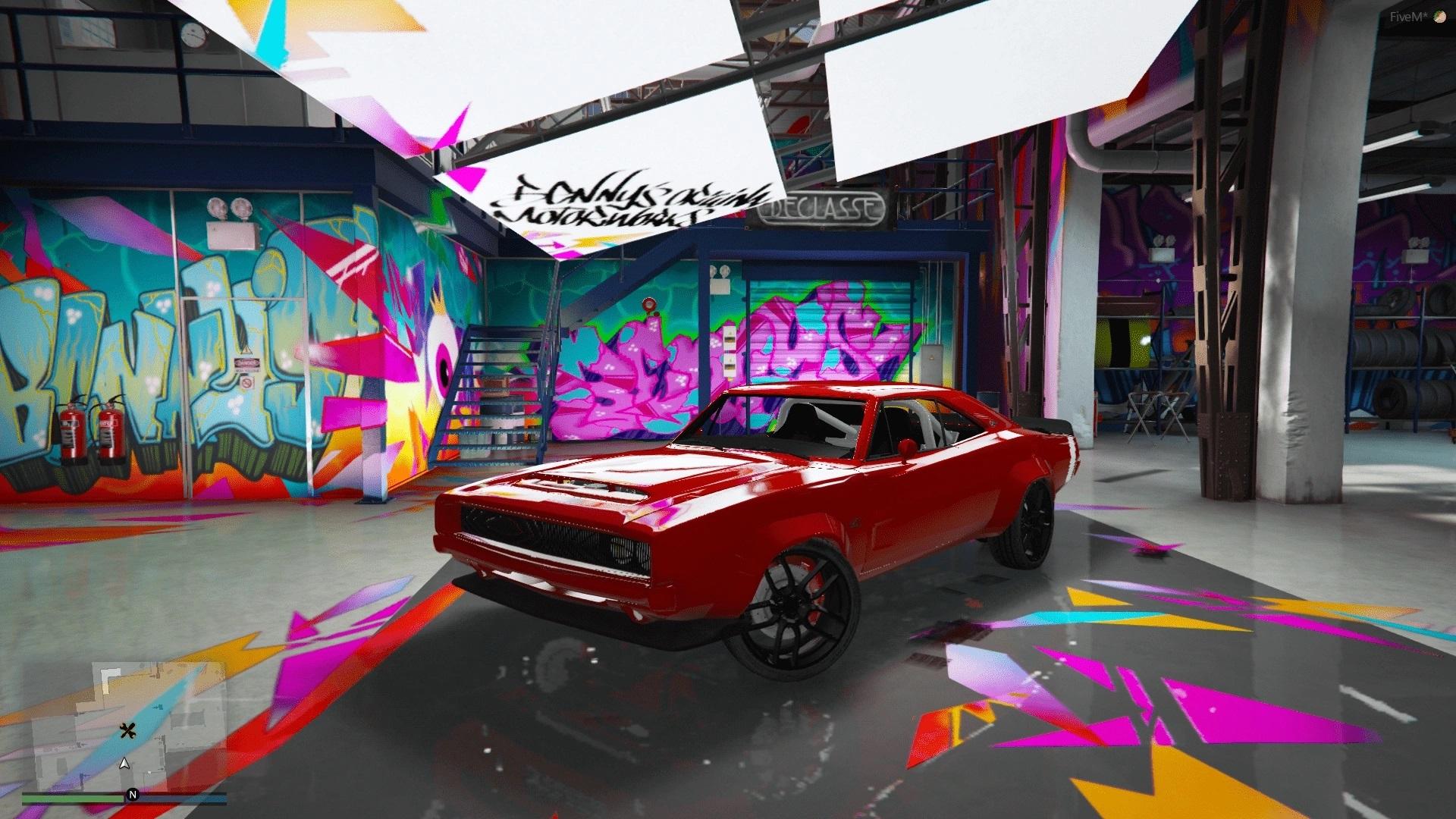 Dodge Hellaphant [Add-On / FiveM] 1.0