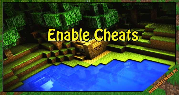 Enable Cheats