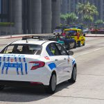 FIAT Egea turkish police car [Replace][ELS] v2