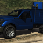 Ford F-250 Redilas Armored (Replace) 1.0
