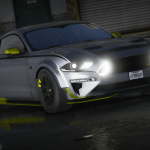 Ford Mustang RTR SPEC 5 [Add-On / Replace | Unlocked | Tuning] 1.5