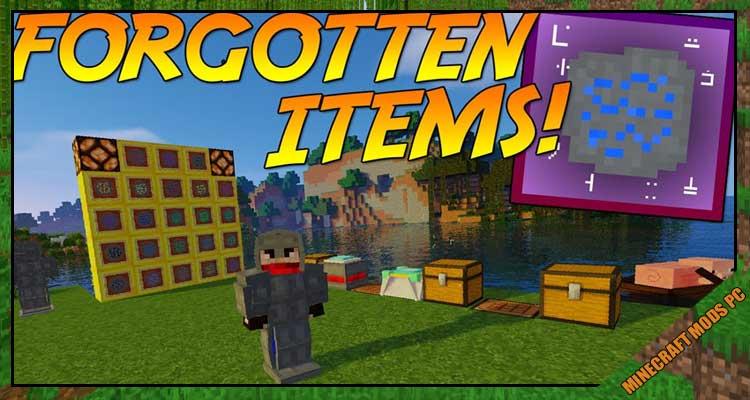 Forgotten Items