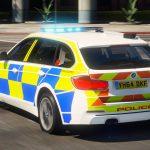 Generic Police BMW 330D [ELS Enabled] 1.0