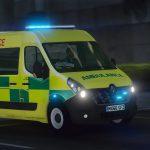 Generic UK Renault Master Ambulance 1.0