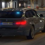 Generic Unmarked Police BMW 330D [ELS] 1.0