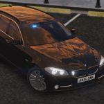 Generic Unmarked Police BMW 530D [ELS]