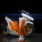 Honda Click 150i 2018 [Add-on]