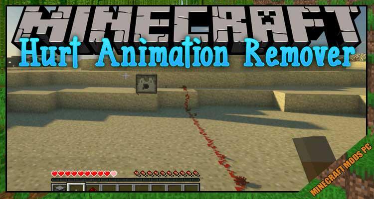 Hurt Animation Remover