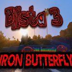 Iron Butterfly Blista 3 1.0