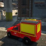 Land Rover GRIMP [NON-ELS] / [ELS]   [RÉFLÉCTIF] 1