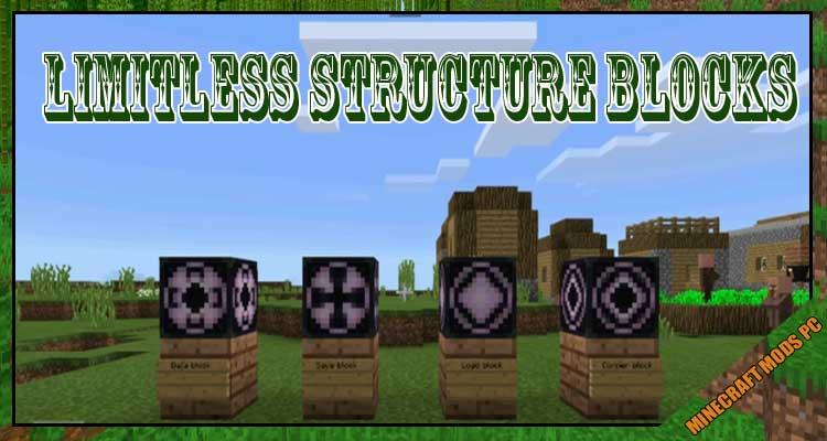 Limitless Structure Blocks