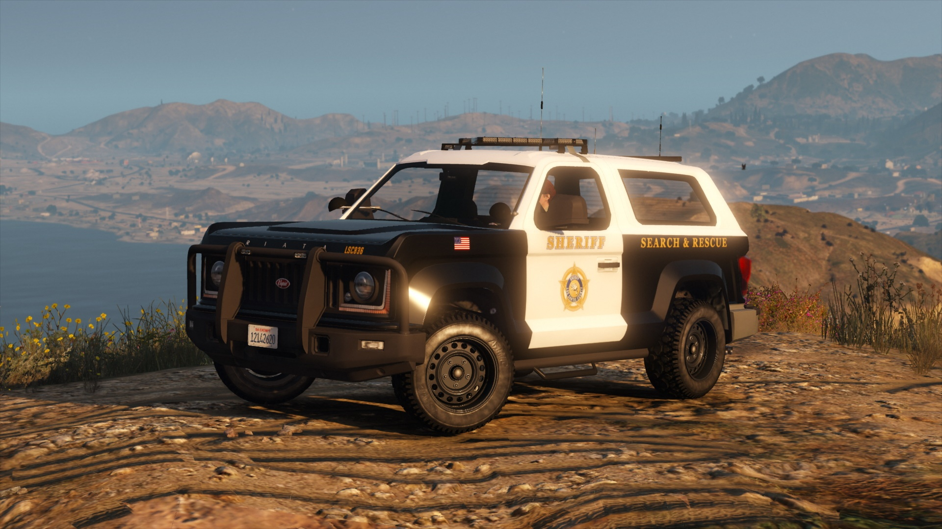 LSSD Vapid Riata Search and Rescue [Add-On] 1.0