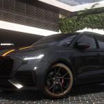 Mansory Audi RSQ8 [Add-On / FiveM] 1.0