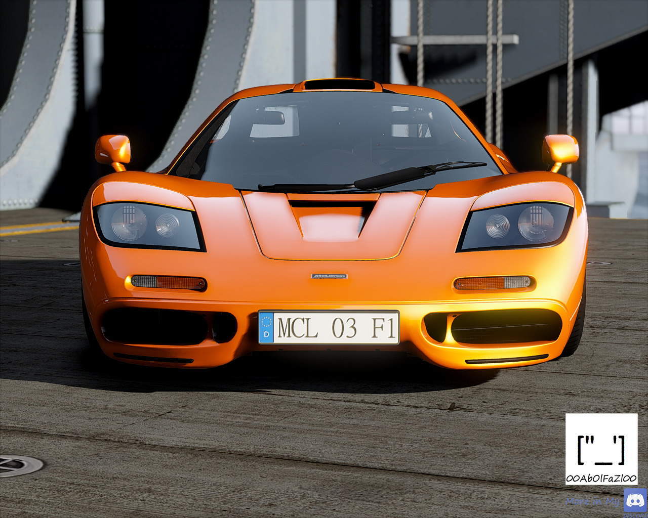 McLaren F1 1993 [Add-On   Template   Extras] 1.0