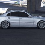 Mercedes-Benz E55 AMG (W211) [Add-On / Replace | Tuning | Sound] 1.3