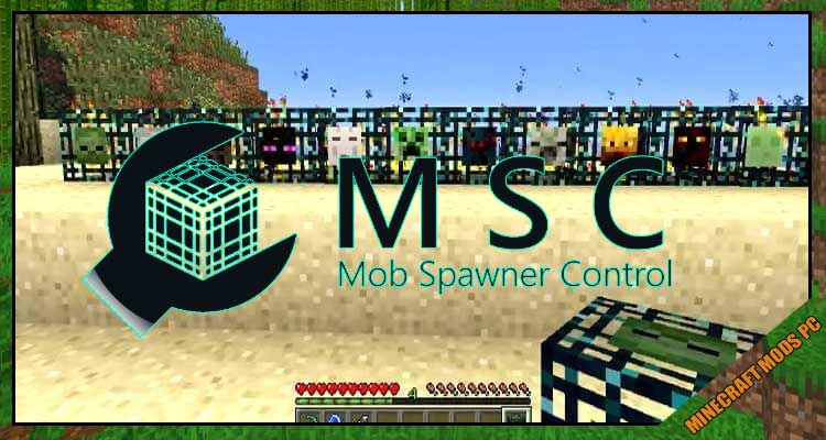 Mob Spawner Control