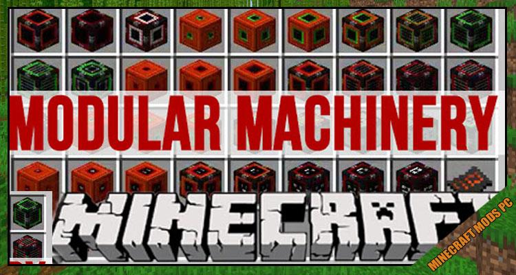 Modular Machinery